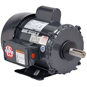 # FD1CM2PZ - 1 HP, 115/230 Volt